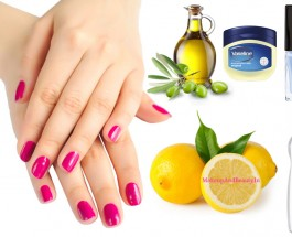 5 Home Based Simple Nail Care Tips