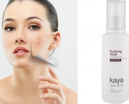 Kaya Acne Free Purifying Toner Review