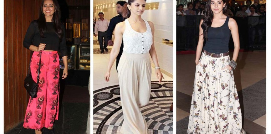 Style Tips For Palazzo Pants