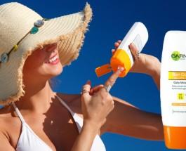 Garnier Sun Control Daily Moisturiser with SPF 15 Review